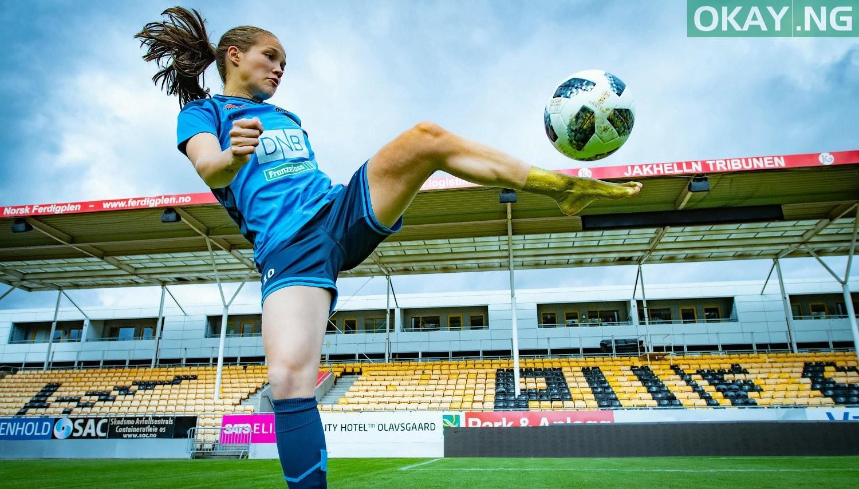 Chelsea sign Norwegian forward Guro Reiten