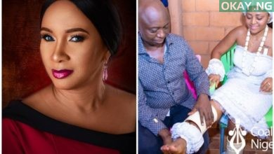 Ibinabo Regina Daniels Ned okay ng 390x220 - Ibinabo Fiberesima supports Regina Daniels' marriage to Ned Nwoko, slams Shan George