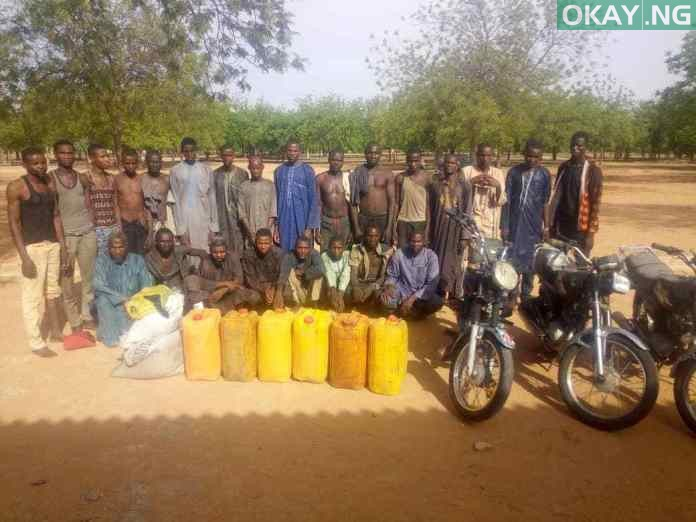 Photo of Army arrest 21 bandits in Katsina