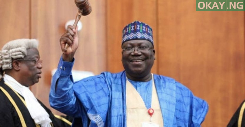 Photo of Senate President Lawan appoints CoS, special adviser on media