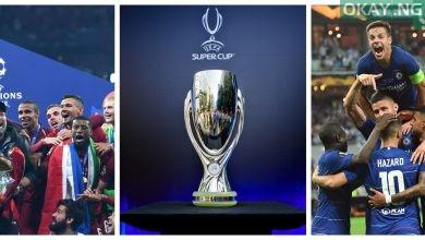 UEFA Super Cup: Liverpool vs Chelsea