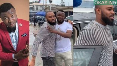 MC Galaxy 390x220 - Mc Galaxy Buys A Brand New Car for Producer T- Spice As An Appreciation Gift (Watch Video)