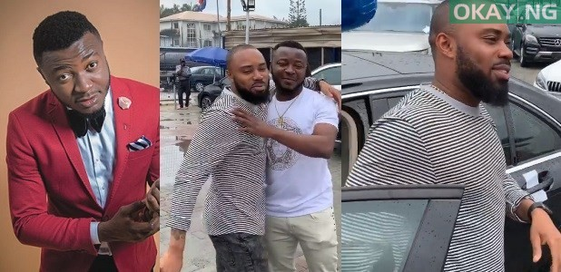 MC Galaxy - Mc Galaxy Buys A Brand New Car for Producer T- Spice As An Appreciation Gift (Watch Video)