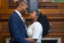 Mo Abudu daughter's wedding 220x150 - See Photos of Mo Abudu daughter's wedding in London court