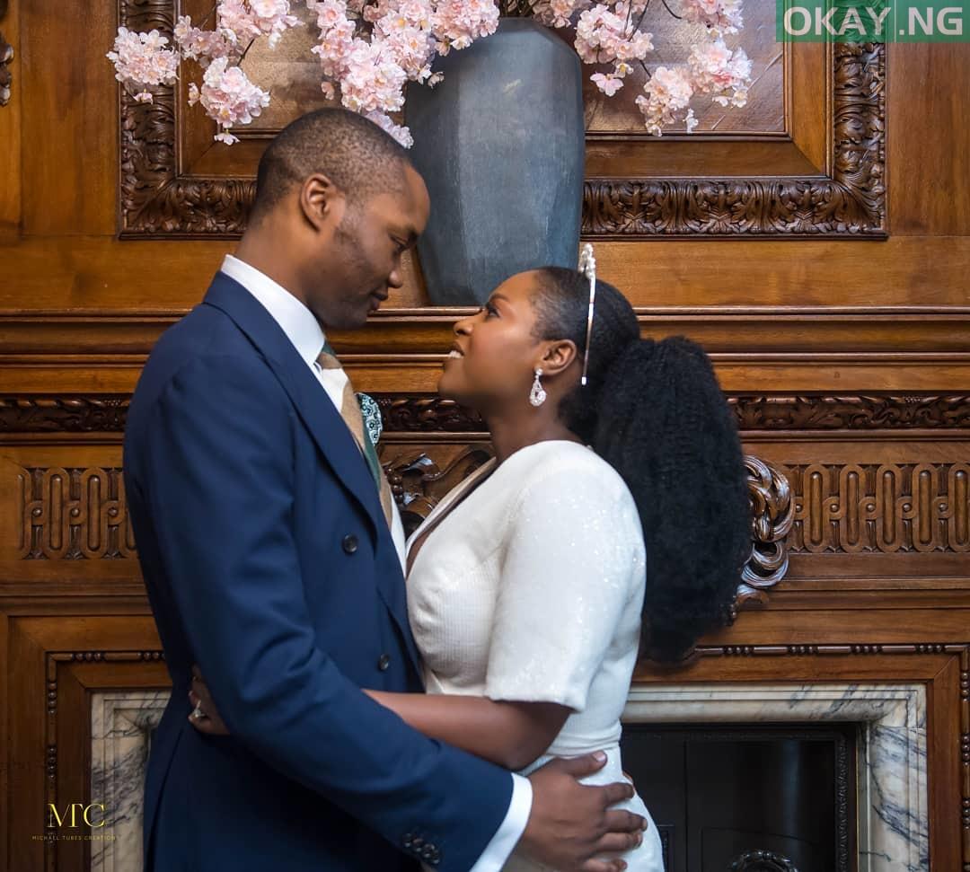 Mo Abudu daughter's wedding - See Photos of Mo Abudu daughter's wedding in London court