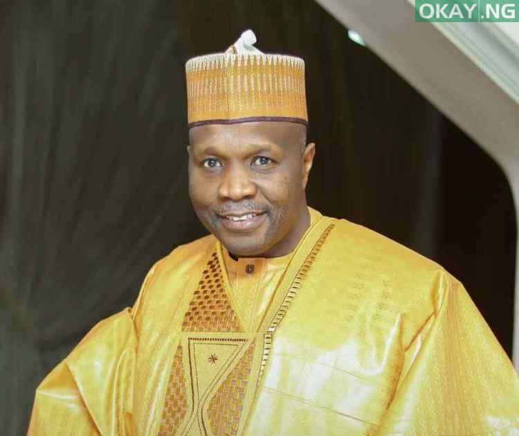 Gombe Governor Muhammad Yahaya