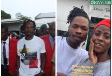 Naira Marley out  220x150 - Naira Marley finally out of prison