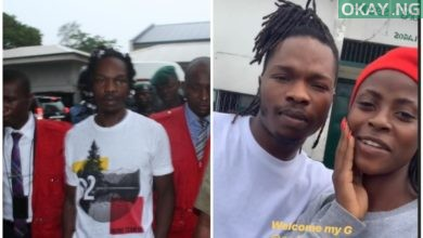 Naira Marley out  390x220 - Naira Marley finally out of prison