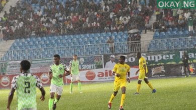 Nigeria Zimbabwe okay ng 1 390x220 - Nigeria's Super Eagles draw Zimbabwe in International Friendly