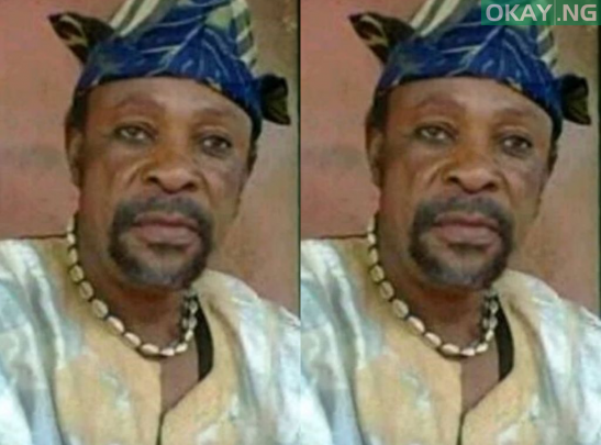 Photo of Veteran Nollywood actor, Dagunro is dead!