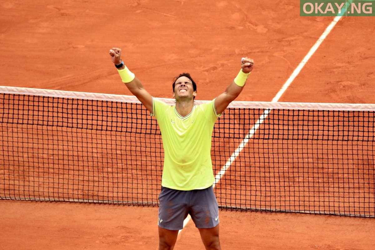 Photo of Nadal clinches 12th French Open title