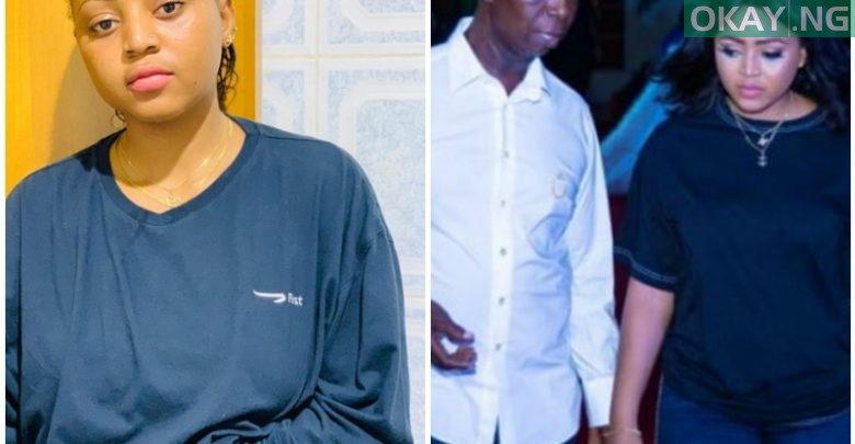 Photo of Regina Daniels shows off tummy in new pictures to debunk pregnancy rumours