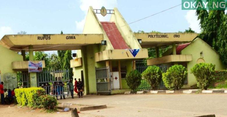 Photo of Ondo: Rufus Giwa Polytechnic, Owo shut down indefinitely