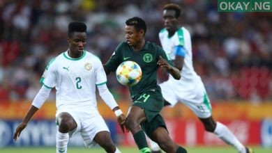 SENNGA okay ng 390x220 - Nigeria's Flying Eagles out of 2019 U-20 World Cup, after losing 2-1 to Senegal