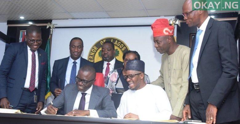 Photo of Sanwo-Olu signs N873bn Lagos 2019 budget into law