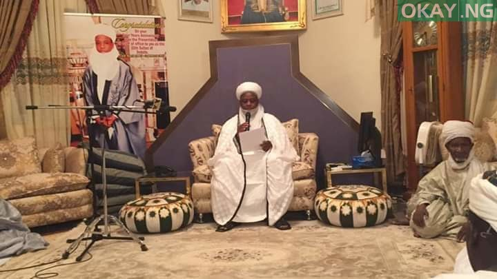 Photo of Sultan: Moon not sighted in Nigeria, Ramadan ends Saturday