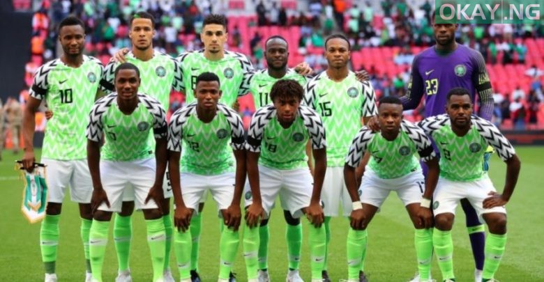 Photo of FIFA rankings: Nigeria maintains 3rd position in Africa