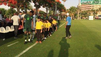Super Eagles of Nigeria vs Teranga Lions of Senegal