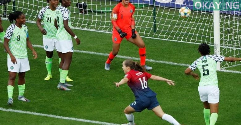 Photo of FIFA Women's World Cup: Norway beats Nigeria's Super Falcons 3-0