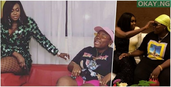 Photo of Teni responds to Twitter follower comparing her to sister, Niniola