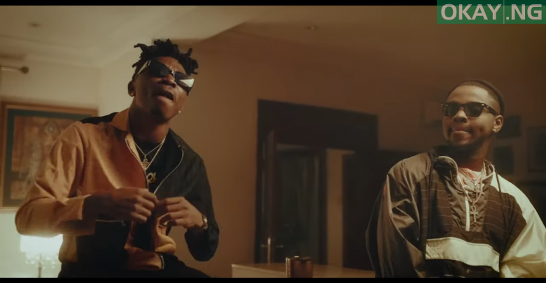 Photo of Mayorkun drops video for 'True' feat. Kizz Daniel [Watch]