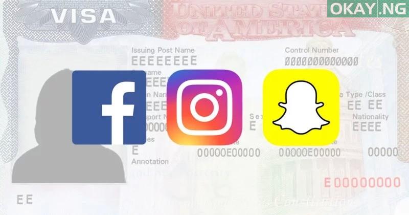 US visa application social media okay ng - Visa applicants to be asked for social media details - US Department of State