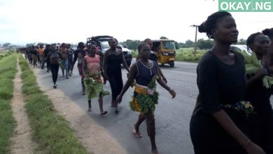 Women Taraba 1 390x220 - Women protest fresh killings in Taraba (Photos)