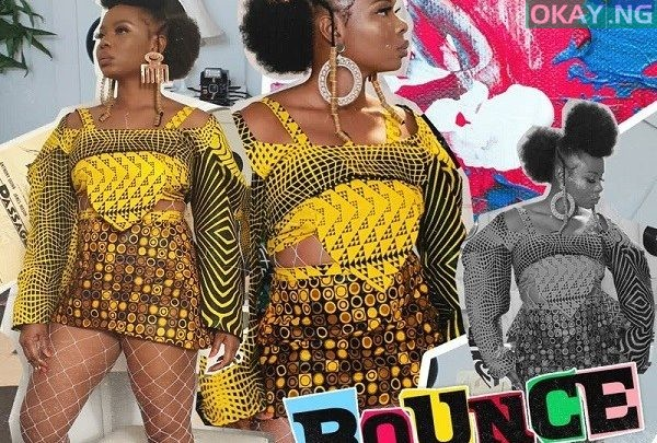Photo of Yemi Alade is here again! this time with 'Bounce'