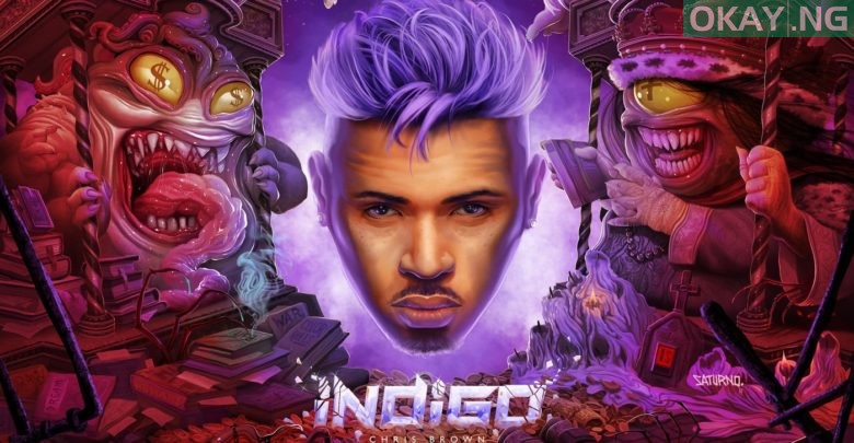 Photo of Chris Brown releases new album, 'Indigo' [Listen]