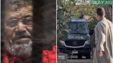 morsi buried okay ng 390x220 - Egypt's former president, Mohamed Morsi, buried