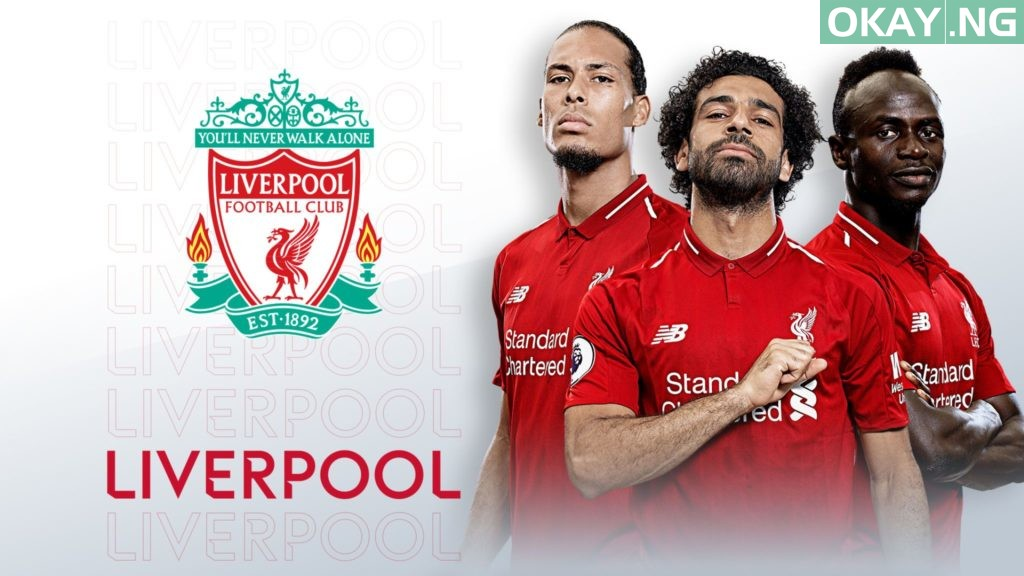 Liverpool 2019/2020 Premier League Fixtures Released [See