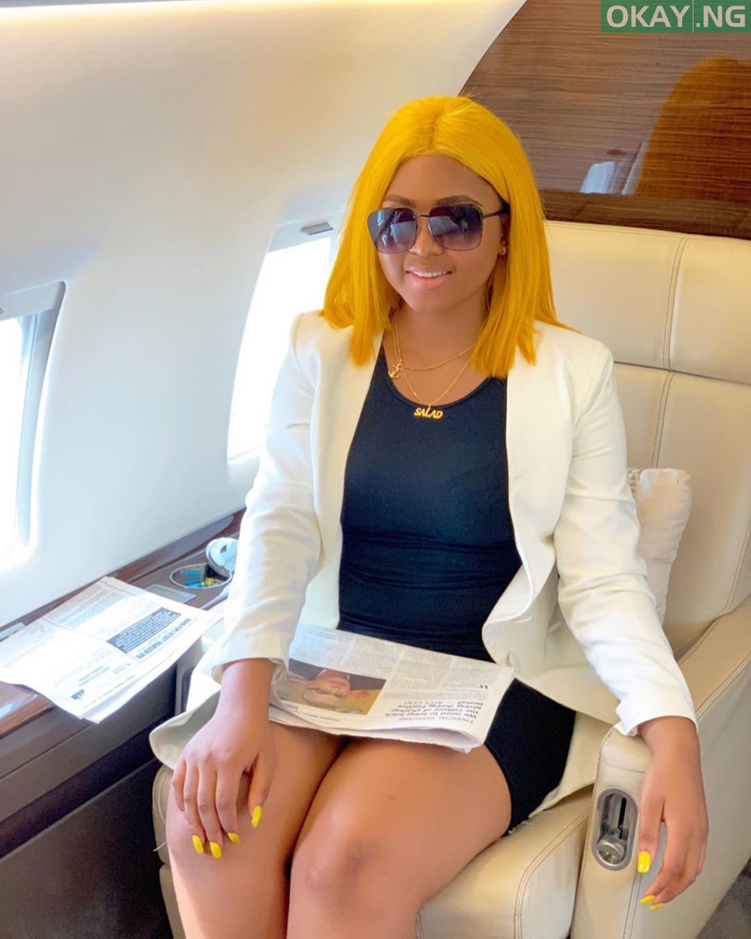 2 - Simple Girl! Regina Daniels shares new stunning pictures