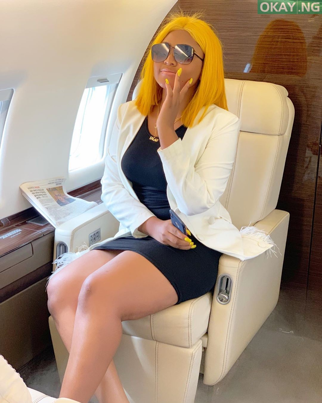 3 - Simple Girl! Regina Daniels shares new stunning pictures