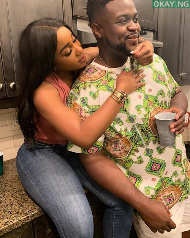 Photo of VIDEO: Davido's brother, Adewale Adeleke proposes to his girlfriend, Kani in romantic style