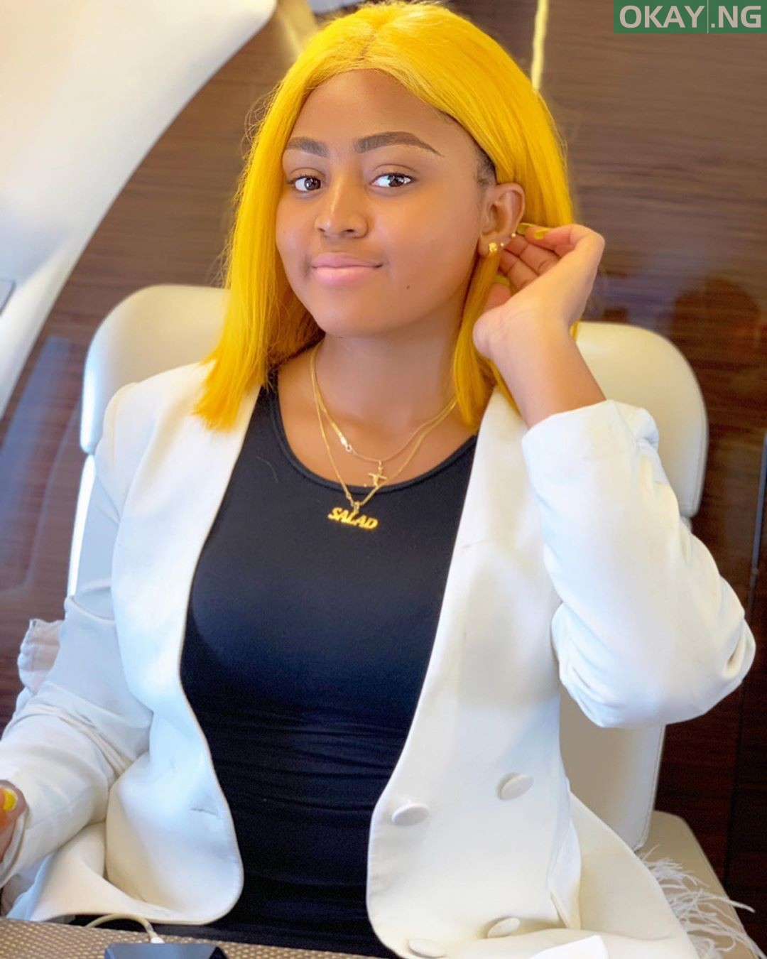 65737269 690106654743978 340105237861053592 n - Simple Girl! Regina Daniels shares new stunning pictures