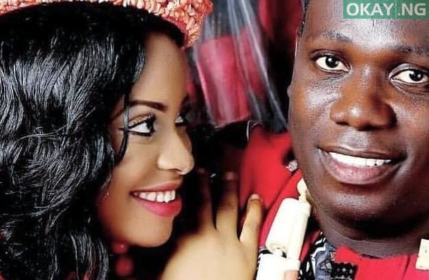 Photo of Duncan Mighty and his wife, Vivien celebrate 4th Wedding Anniversary