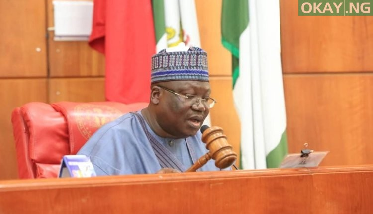 Photo of We didn't restrict journalists from budget defence — Lawan