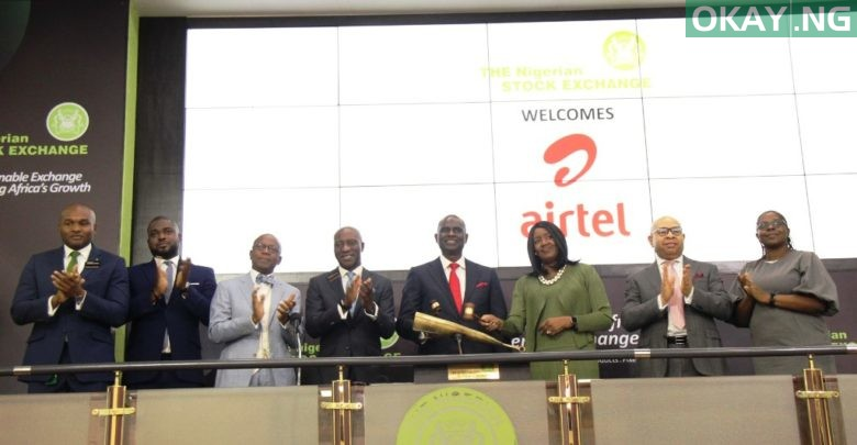 Photo of Airtel completes listing on Nigerian Stock Exchange