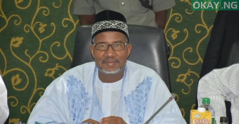 Photo of Bauchi governor denies being hospitalised in London