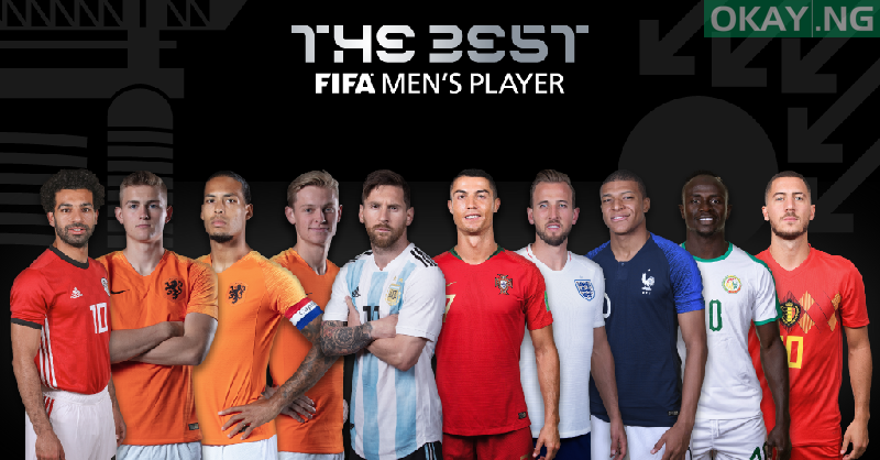 Best FIFA Men's Player