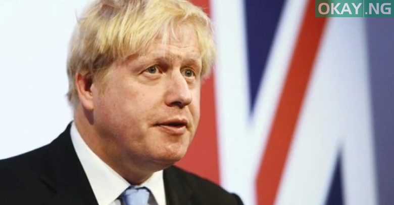 Photo of Boris Johnson elected UK Prime Minister
