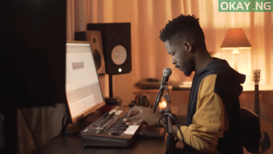 Brown Skin Girl cover by Johnny Drille Okay ng 390x220 - Nigerians react to Johnny Drille's cover of Brown Skin Girl by Beyoncé