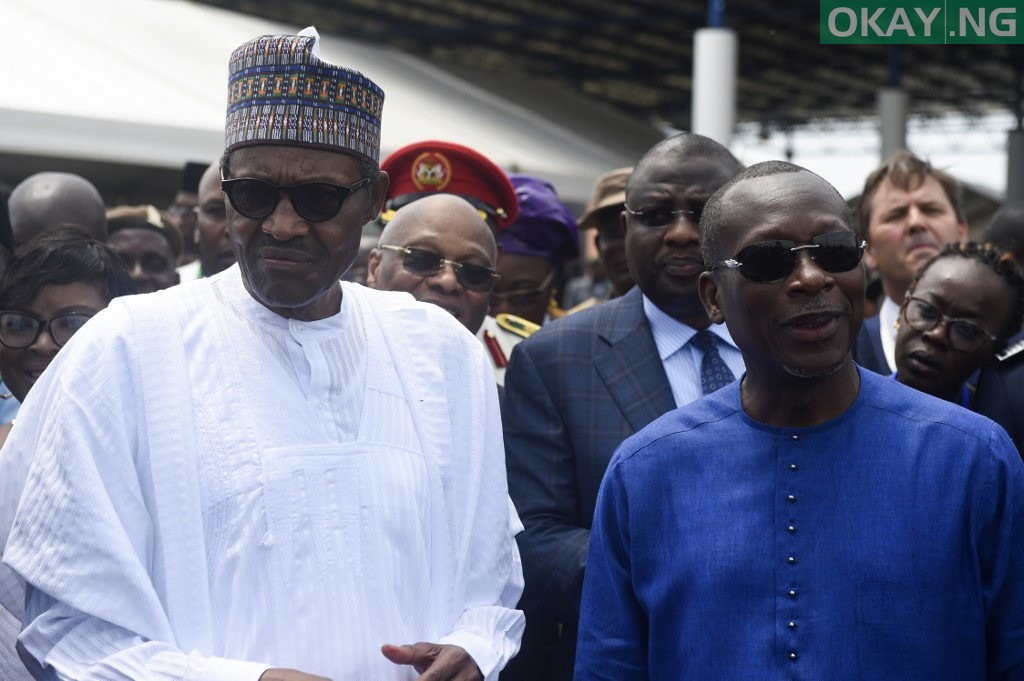Buhari Benin President Okay ng - Nigeria, Benin Republic Sign Landmark African Trade Pact