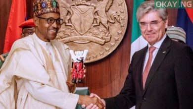 Buhari Siemens Electricity Okay ng 390x220 - Nigeria, Siemens sign agreement to boost electricity supply