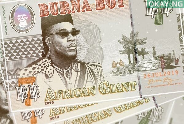 Photo of Listen to Burna Boy's 'African Giant' album