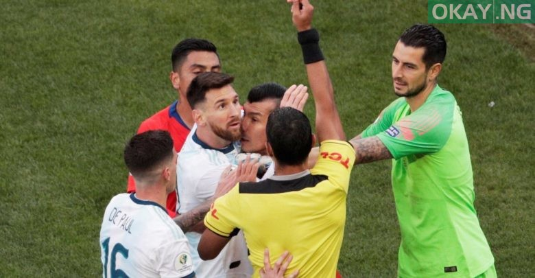 Photo of Copa America 2019: The referees were corrupt – Messi reveals