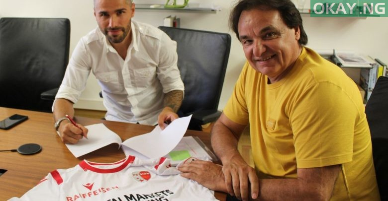 Photo of Valon Behrami joins FC Sion on a free transfer from Udinese