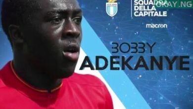 Bobby Adekanye