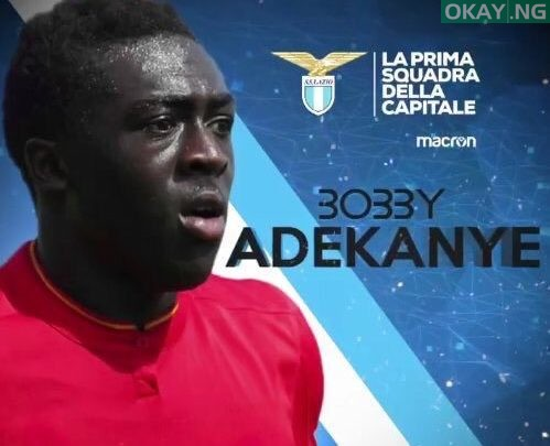 Photo of Lazio complete the signing of former Liverpool forward, Bobby Adekanye