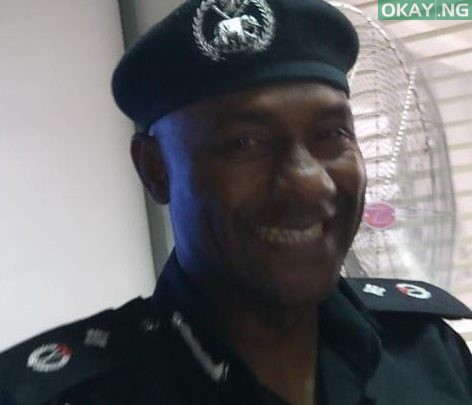 Photo of DCP Usman Umar killed in clash between Shiites, Police